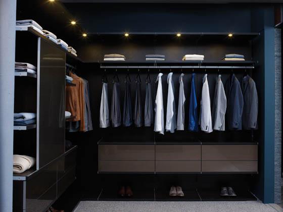 25 Cool Walk In Closet Ideas for Men  Design Swan