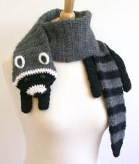 15 Creative and Unusual Crochet Scarves  Design Swan