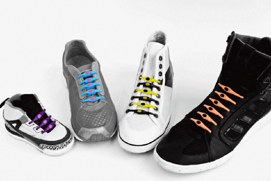 Elastic Shoe Clips Your Convenient Notie Shoelace