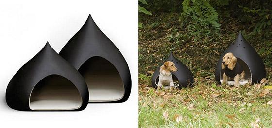 9 Cool Dog House Designs  Design Swan