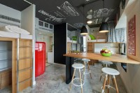 Campus Hong Kong: a Shared Apartment Model For Students in