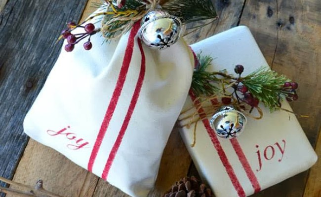 40 Most Creative Christmas Gift Wrapping Ideas Design Swan