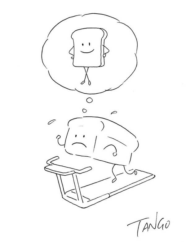 Clever and Hilarious Illustrations by Talented Artist