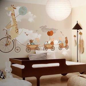 hands kid rooms bedroom wall mural decor wallpapers boy take selected designswan
