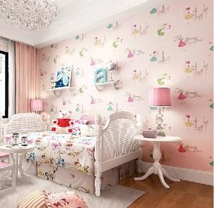 wallpapers bedroom cartoon modern background kid desktop dancing designswan