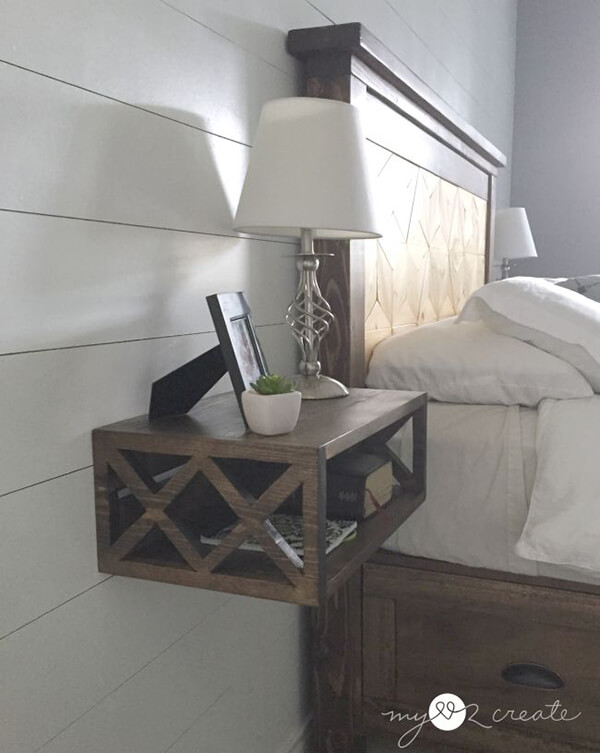 Cool Floating Nightstand Ideas For Your Bedroom  Design Swan