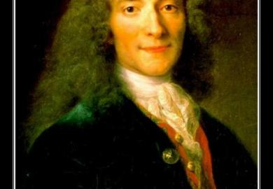 Ideas Of Voltaire