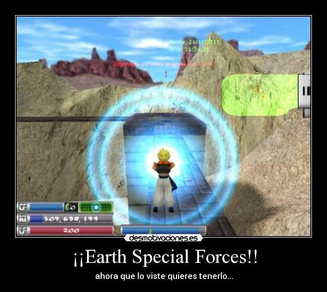 earth special forces desmotivaciones