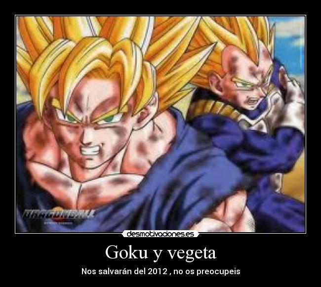 Imágenes Y Carteles De Goku Pag 380 Desmotivaciones