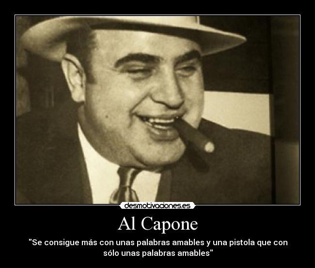 John Gotti Quotes Wallpapers Al Capone