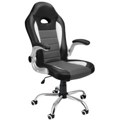 Computer Chair For Gaming Nail Salon Office Desk Chairs Pu Swivel Executive
