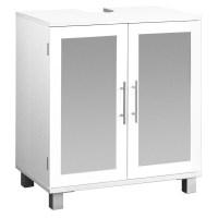 Basin Cabinet Under Sink Cabinet Storage Furniture White ...