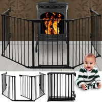 Fireplace Baby Screen Stove 310cm Fire Guard Safety ...