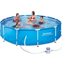 Schwimmbecken + Poolpumpe Swimming Schwimmbad Pools ...