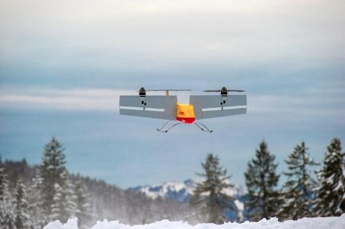 Autonomous cross-country flights implemented under challenging alpine conditions were successfully completed during the testing period marking the start of what may be the future of logistics.