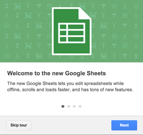 Google Sheets Gets Offline Editing - InformationWeek