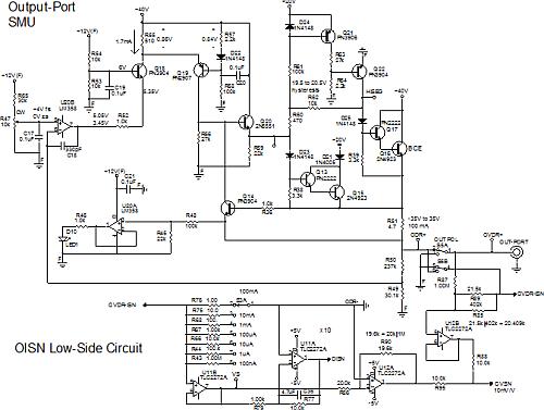 transistor curve tracer circuit diagram tradeoficcom