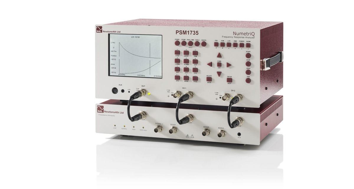阻抗分析儀 - IAI - Newtons4th Ltd. - 臺式