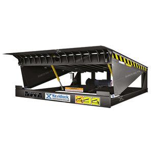 液壓裝卸跳板 - HDL01ND - SAI GON NAM PHAT JOINT STOCK COMPANY - 斜坡調節板