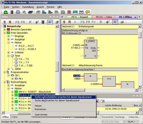 編程軟件 - S5 for Windows ® Version 7 - IBH Softec - 程控器