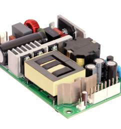 ac dc power supply wide input range for medical applications 350 w lfmwlp350 series [ 2248 x 1500 Pixel ]