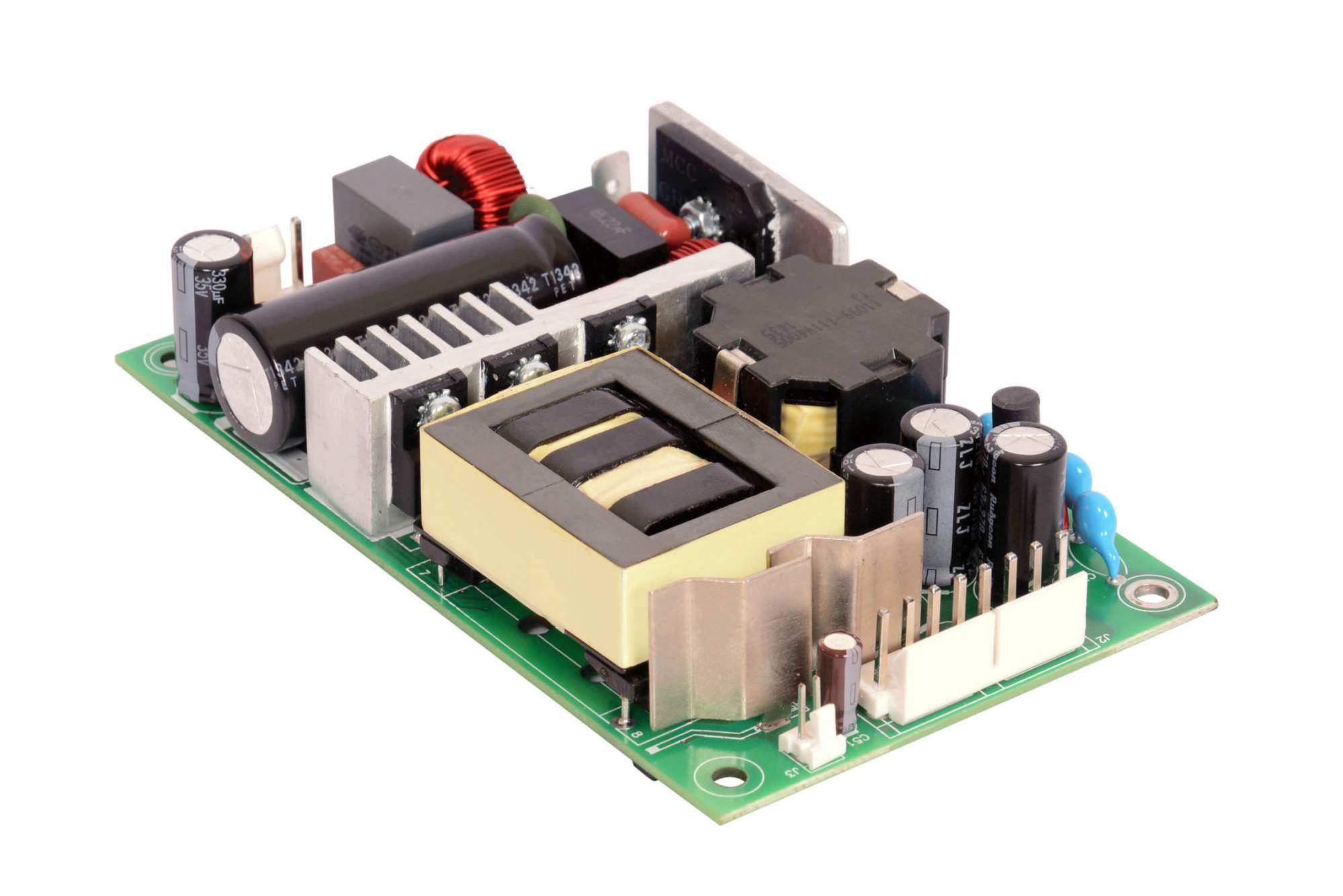 hight resolution of ac dc power supply wide input range for medical applications 350 w lfmwlp350 series