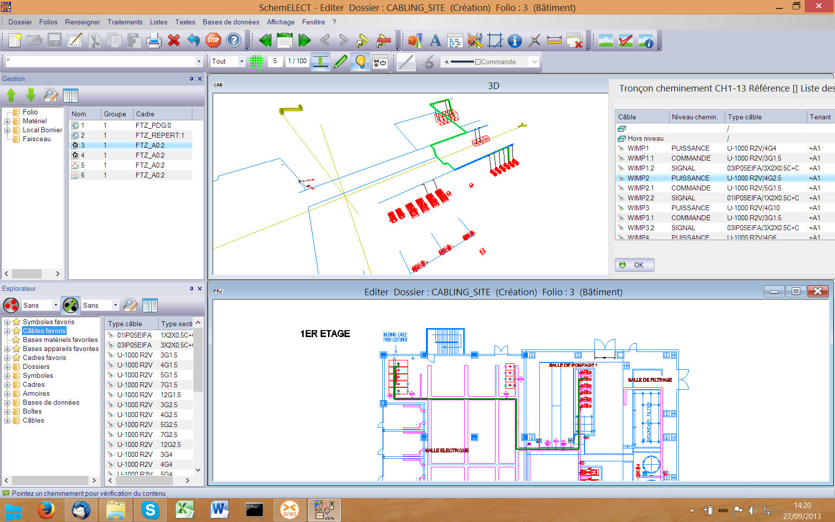 hight resolution of electrical cad software for wiring harnesses design schemcabling