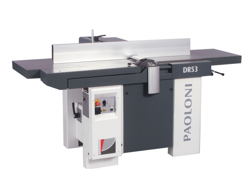 Jointer Thicknesser Combo