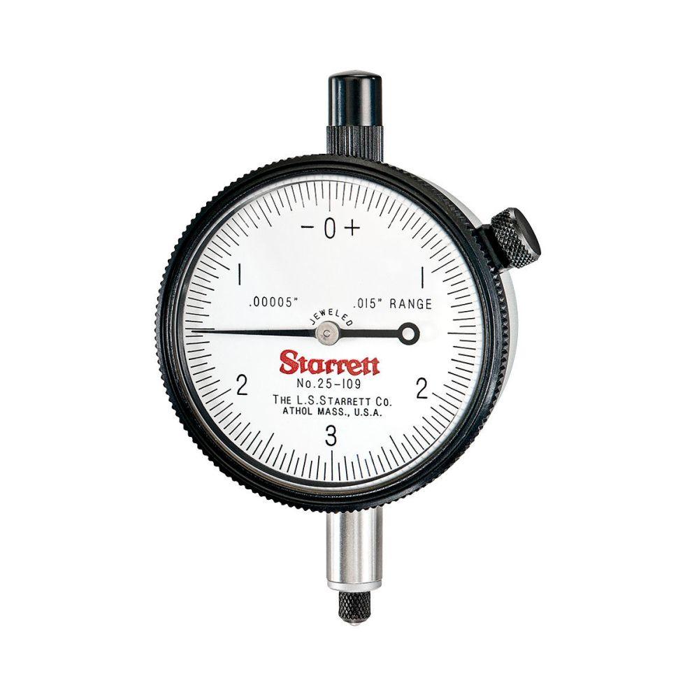 medium resolution of dial comparator 25 series starrett