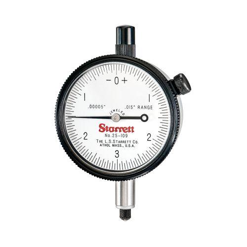 small resolution of dial comparator 25 series starrett