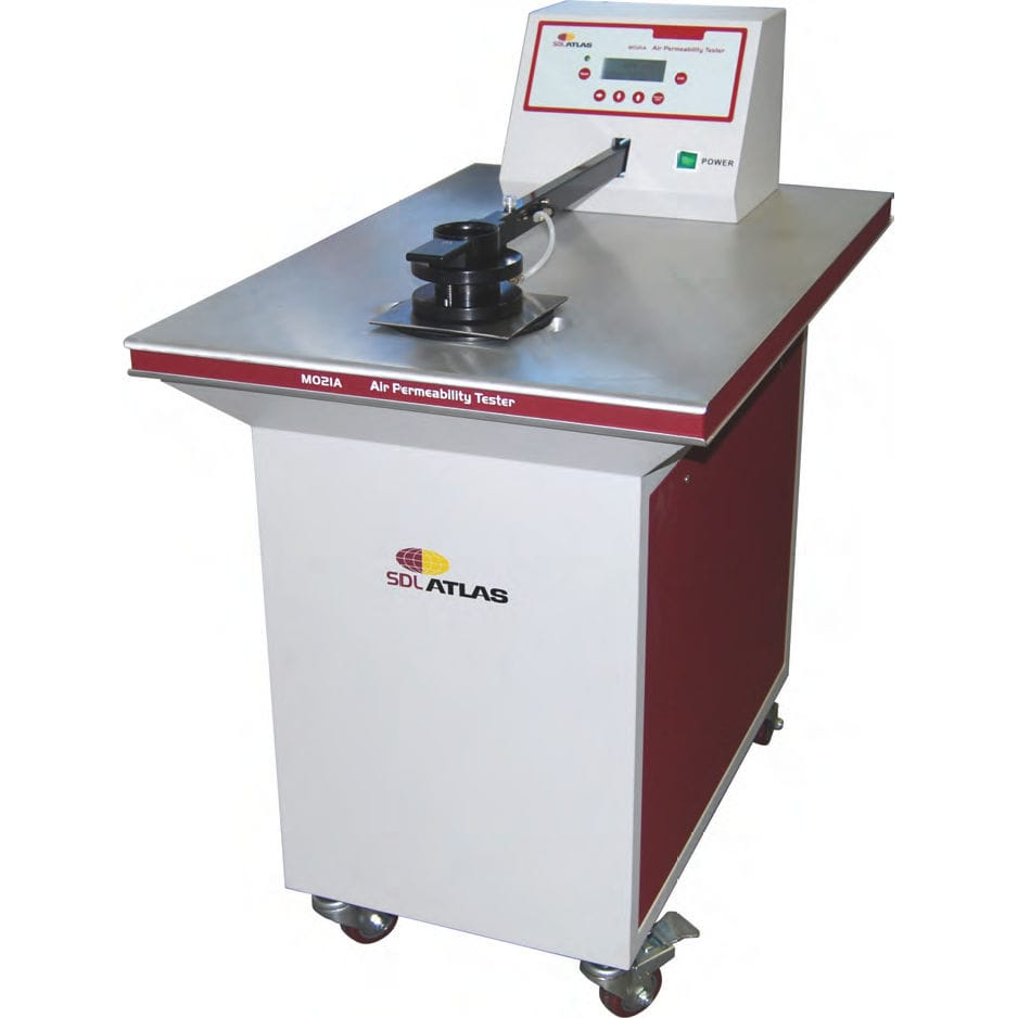 hight resolution of air permeability tester for paper for textiles m021a