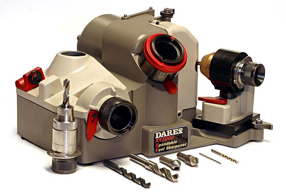 Darex Drill Sharpener Manual
