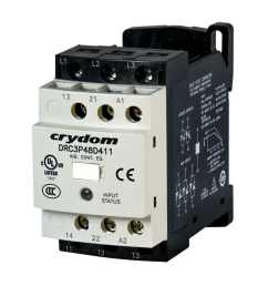 motor reversing contactor solid state three phase iec solicon drc series [ 1000 x 1000 Pixel ]