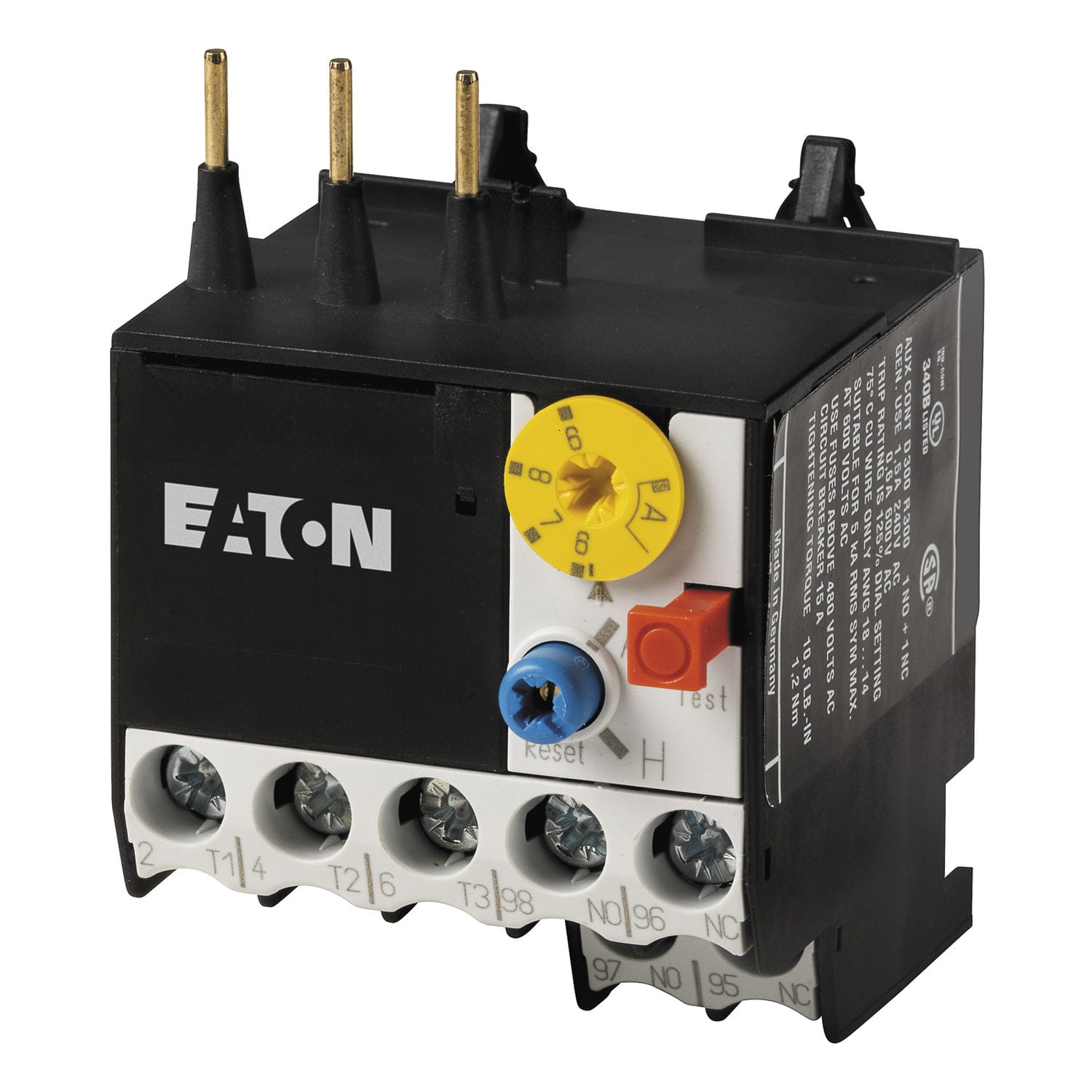 hight resolution of phase loss protection relay thermal for motors three phase z