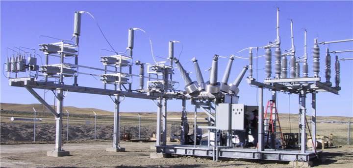 Modular Capacitor Bank Max 100 Mvar 5 138 Kv Abb Ag