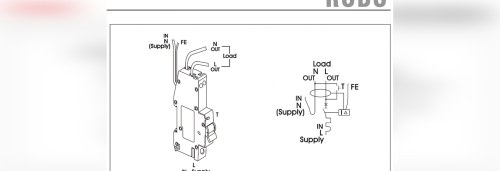 small resolution of how to wire an rcbo
