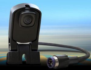 夜間視覚用カメラ - MILMOS - Orlaco - 赤外線 / CMOS / 小型