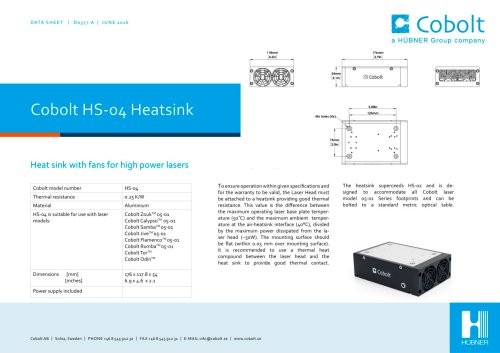 small resolution of hs 04 laser head heatsink with fan 1 1 pages