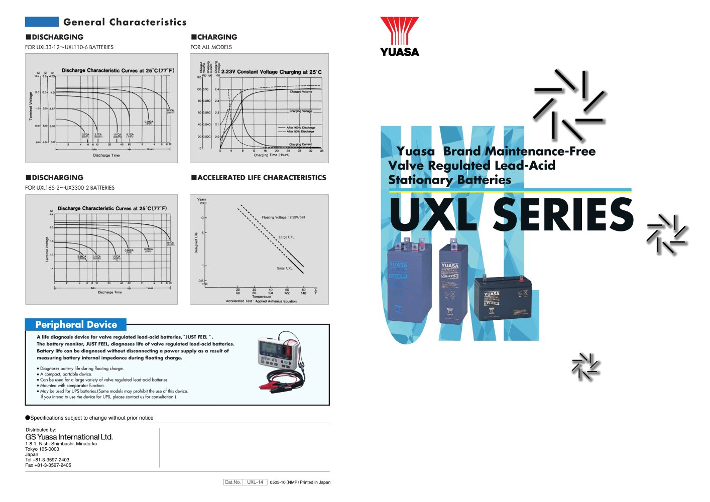 hight resolution of lead acid stationary batteries uxl series 1 2 pages