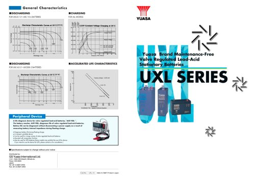 small resolution of lead acid stationary batteries uxl series 1 2 pages