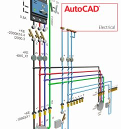 autocad electrical 1 4 pages [ 1000 x 1294 Pixel ]