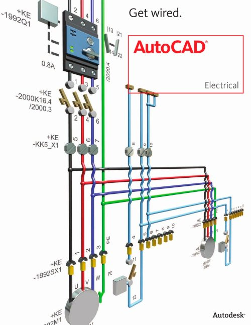 small resolution of autocad electrical 1 4 pages