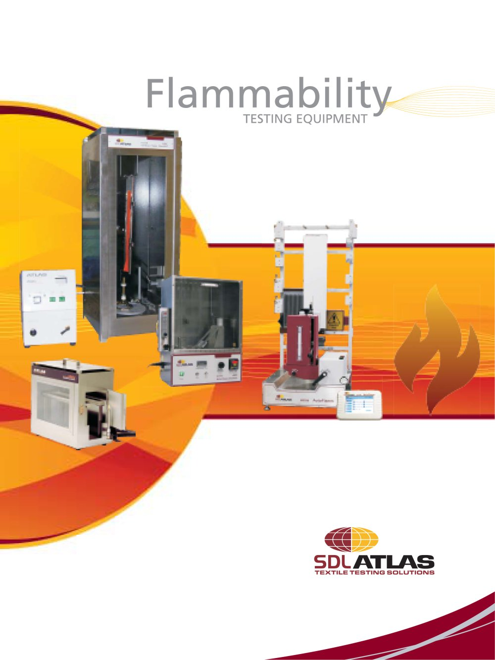 medium resolution of afc 45 automatic flammability tester 1 6 pages