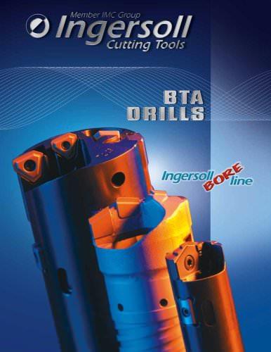 Ingersoll Drill Insert Grades