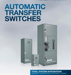 automatic transfer switches 1 24 pages [ 1000 x 1294 Pixel ]