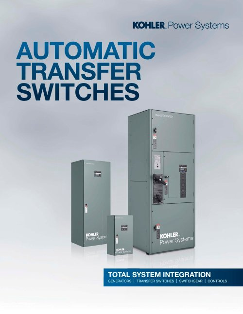 small resolution of automatic transfer switches 1 24 pages
