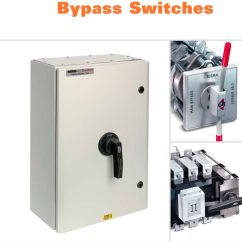 How To Wire A Generator Transfer Switch Diagram Wiring Position Home Cable Tv Change Over Great Installation Of Changeover And Bypass Switches Santon Pdf Catalogs Technical Rh Directindustry Com For Manual