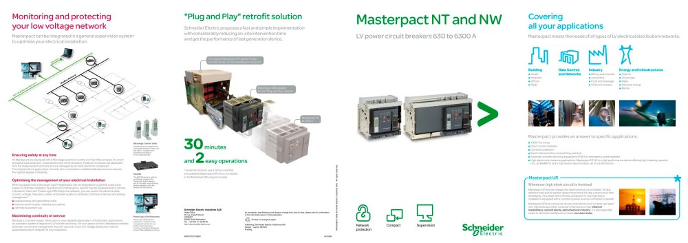 medium resolution of masterpact nt and nw lv power circuit breakers 630 to 6300 a