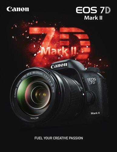 Amazon.com : Canon EOS 7D Mark II Digital SLR Camera (Body