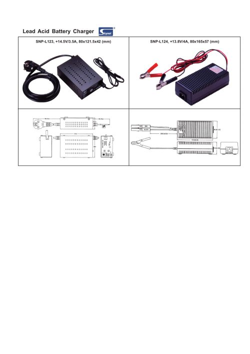 small resolution of lead acid battery charger 1 1 pages